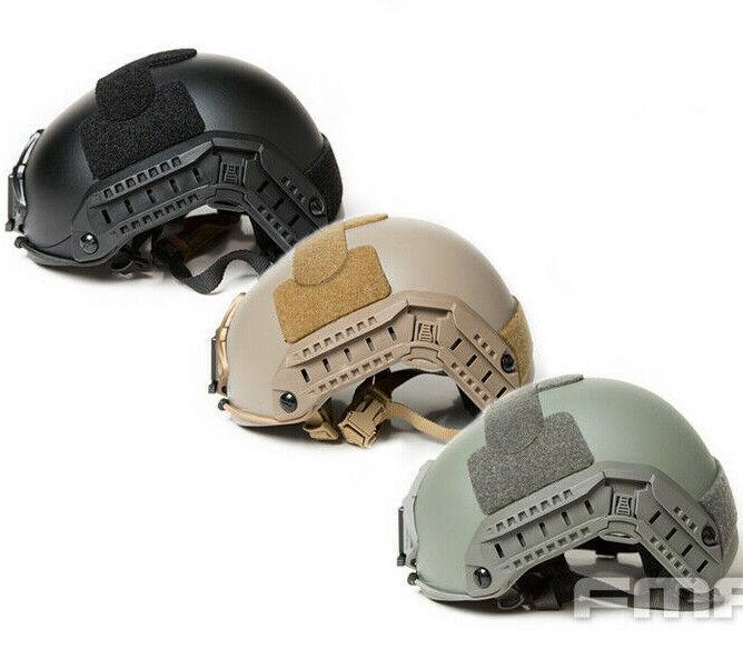 FMA casco táctico marítimo pesado grueso Airsoft Headwear TB1295 BK DE FG