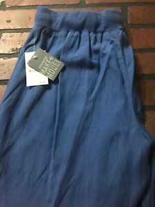 842f784b4f Make + Model Beachwear Sheer Pants Women's Size Medium 429505996432 ...