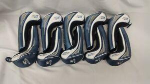 10-New-Cobra-Women-039-s-Golf-S3-Max-Hybrid-Headcover-Light-Blue-Silver-White