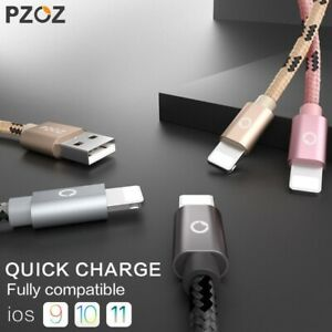 High-Speed-USB-Cable-de-charge-iphone-X-8-7-6-plus-6-s-5-5-s-iPad-2-Lightning-Cable-de-donnees