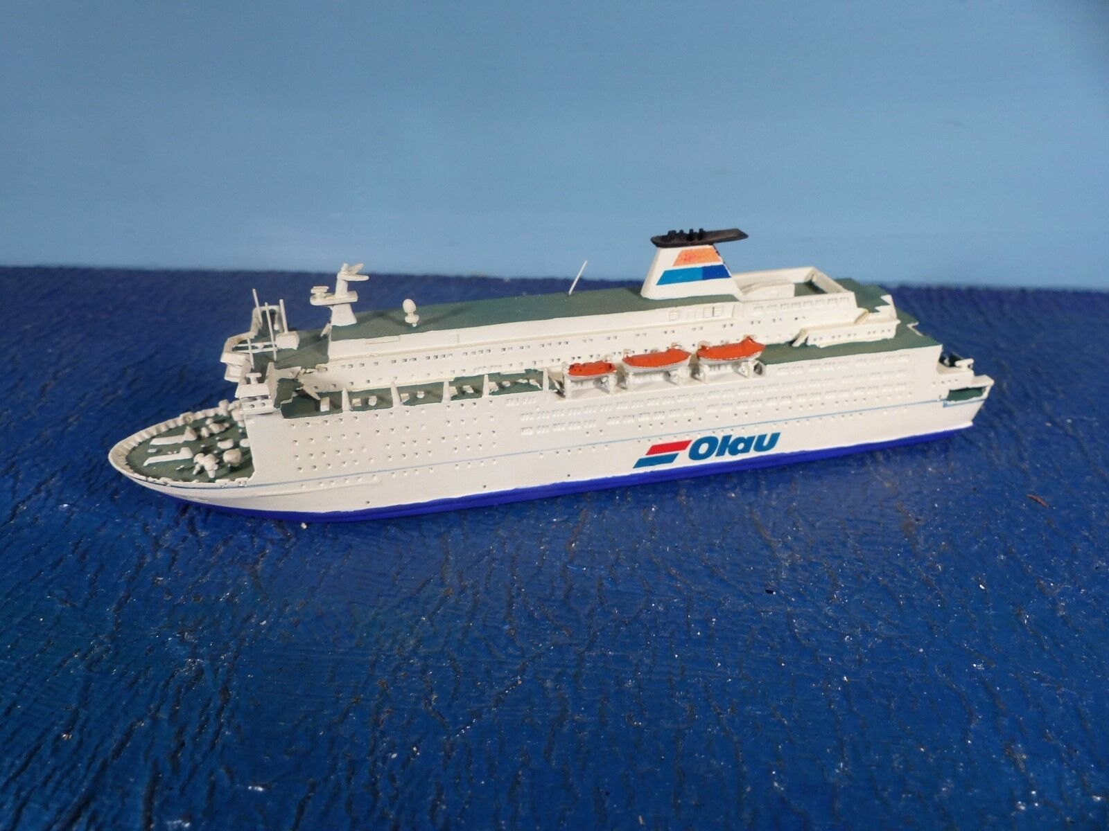 Bille barco 1 1250 D. ferry entra  OLAU Hollandia  bi 83