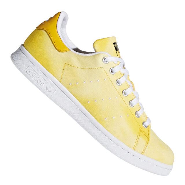 ebefc046223db adidas Originals PW Stan Smith Sneaker White Yellow 46 2 3 for sale ...