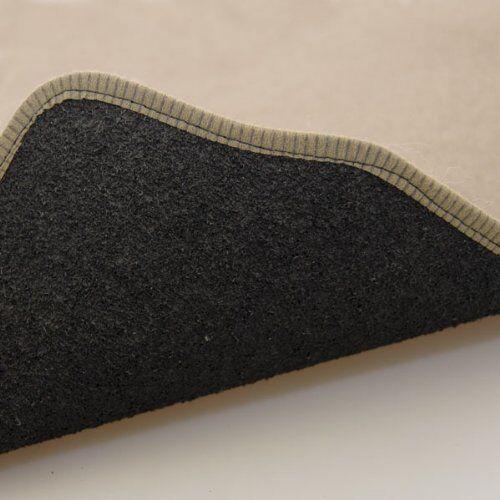 Perfect Fit Black Carpet Car Floor Mats Tailored for Mazda 2 Fixings 2015/>