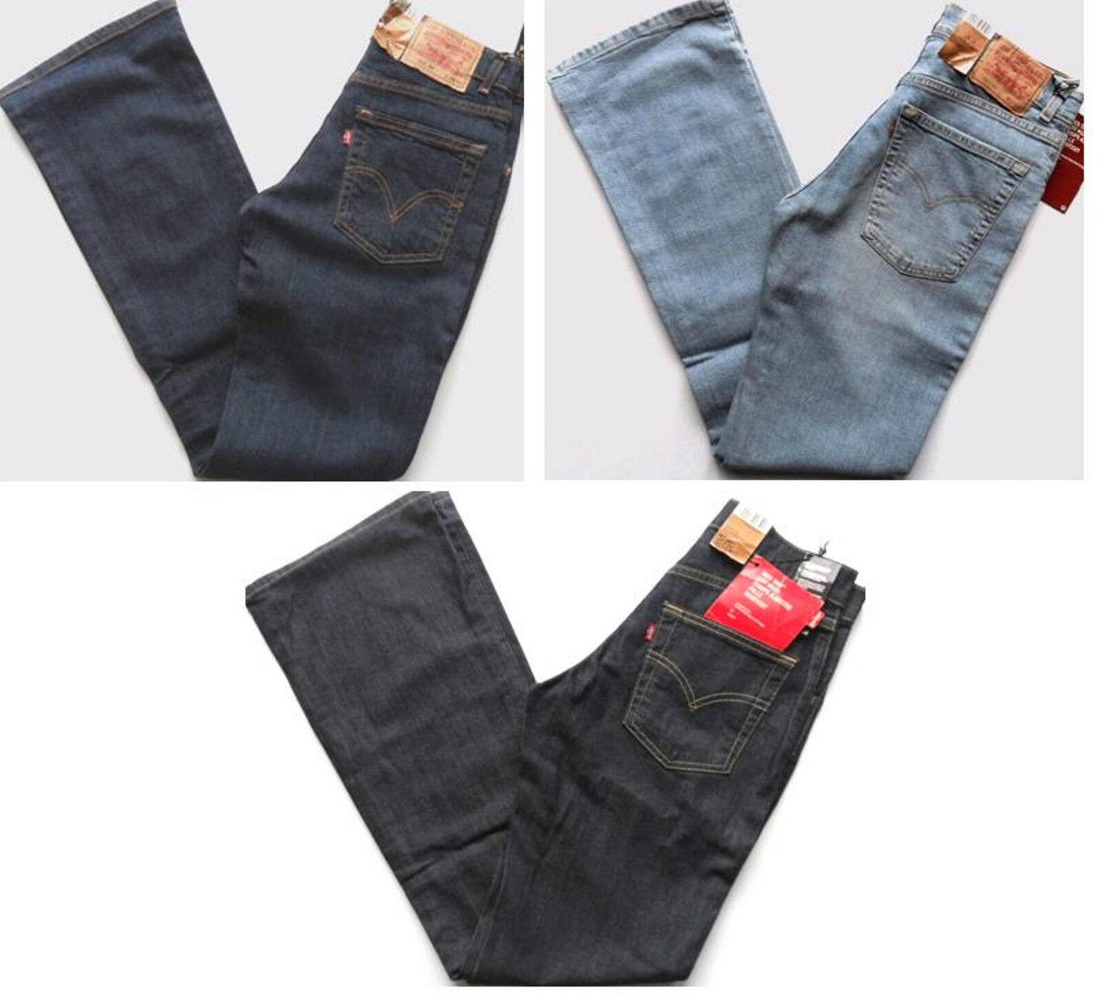 Levi Vintage Tab Jeans Filles Rouge Tab Vintage 525 boot cut jean stretch Couleurs  Diverses 8cc140 6ee987895a53