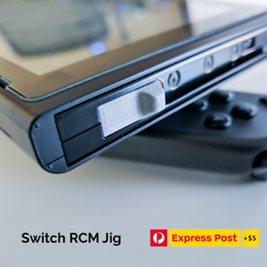 Details about RCM Jig With Copper Wire for Nintendo Switch Recovery Mode  Homebrew Jailbreak