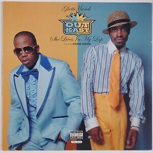 OUTKAST: Ghetto Musick...