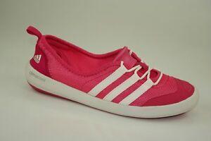 Adidas CLIMACOOL BOAT Sleek Outdoor Wasserschuhe Sneaker Damen Barfuß Schuhe NEU