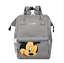 Multi-use Mickey Large Mummy Baby Diaper Nappy Backpack Mom Changing Travel Bag