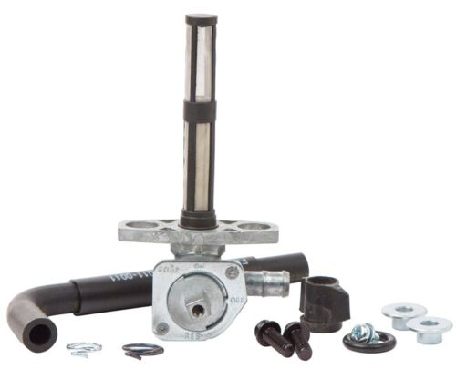 Pro Factory Petcock Fuel Valve Kit w// Hose Honda TRX450ER TRX450R 06-07