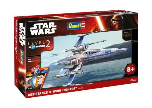 Revell Bausatz 06696 Star Wars VII Resistance X-wing Fighter