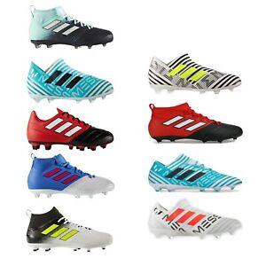 Adidas-Kids-Football-Boots-Sports-Games-Junior-Girls-Boys-Messi-Child-Training