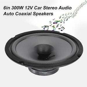 6-Inch-500W-Car-Automobile-Coaxial-Speaker-Loudspearker-Replacement-Accessory