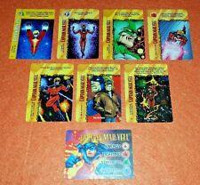 OVERPOWER Captain Mar-Vell SET hero 6 sp Marvels Rick Jones Universal Alignment