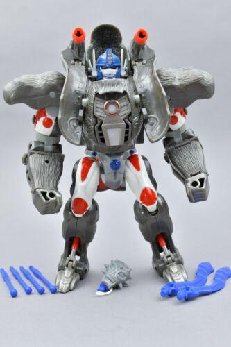 Transformers Beast Wars Optimus Primal 100/% Complete 10th Anniversary