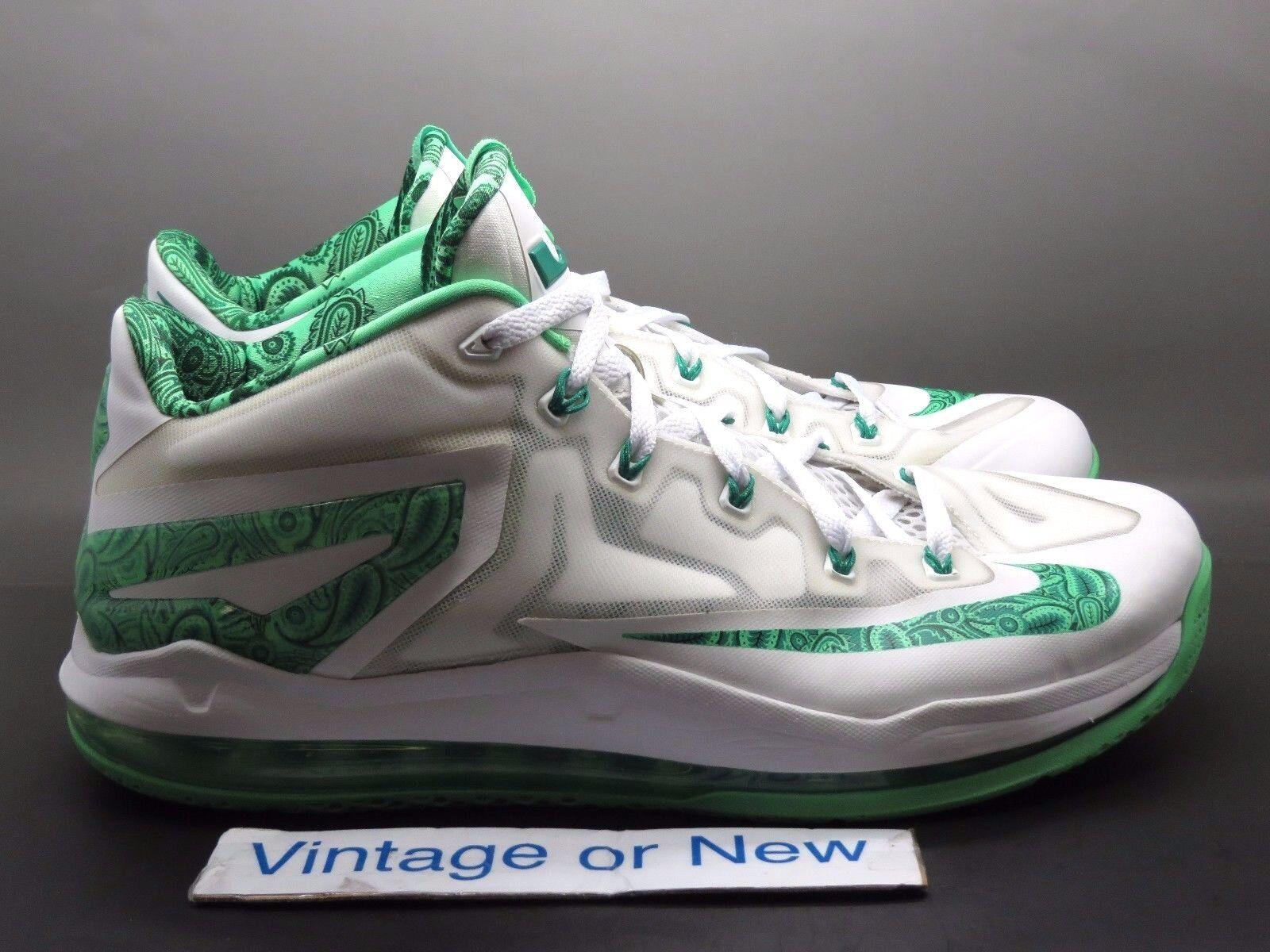 Nike LeBron XI 11 Low Easter sz 11.5