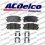 Brake-Pads-Rear-Ceramic-Set-For-Chevrolet-Equinox-Captiva-Sport-Gmc-Terrain thumbnail 1