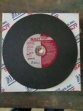 Sait 23420 12 X 18 X 20mm Cut Off Wheel Box Of 10 Metal Chop Saw Stihl