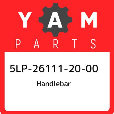 Yamaha 20S261110100 Handlebar