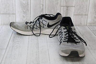 the latest d42b5 96e2c Nike Zoom Pegasus 32 Athletic Shoes - Men s Size 15, White Black (REPAIR