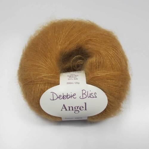 DEBBIE BLISS ANGEL YARN 25g BALLS VARIOUS SHADES