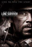Lone Survivor (2013) Movie Poster (24x36) - Mark Wahlberg, Marcus Luttrell