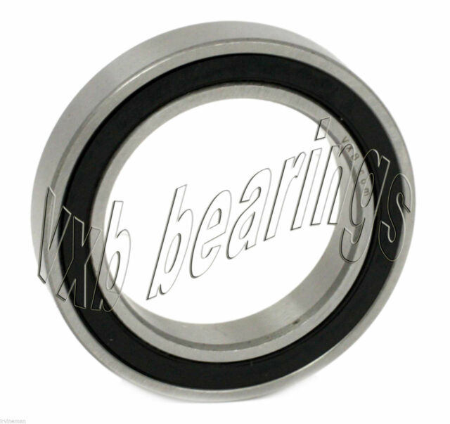 4mm OD 9mm Width 4mm MR684-2RS Radial Ball Bearing Double Sealed Bore Dia