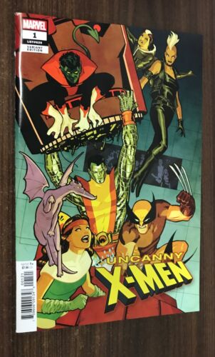 UNCANNY X-MEN #1 (#620) -- Limited 1:25 Cliff Chiang VARIANT -- VF/NM Or Better