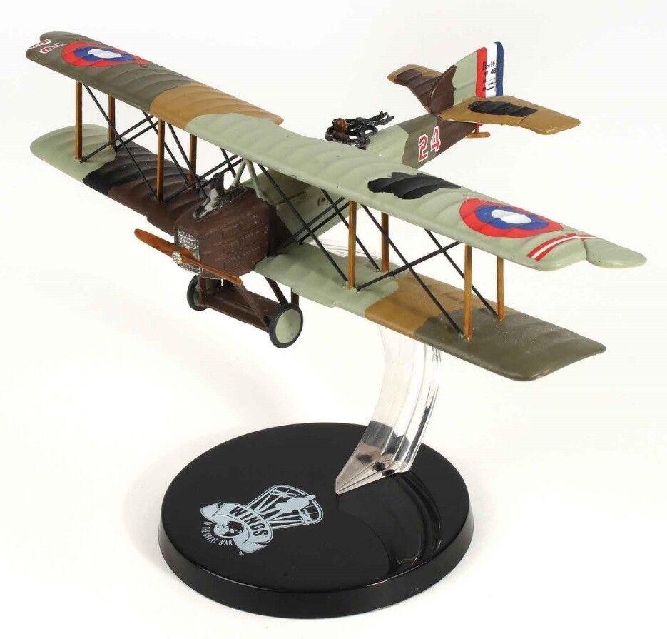 Ww12101 1   72 breguet 14 a.2 foto der 96. aero sqn 1918 (harz)