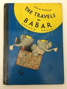 The Story of Babar the Little Elephant: Amazon.co.uk: Jean