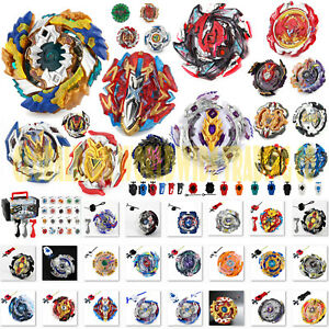 Beyblade-Burst-Professional-Starter-Pack-w-Launcher-Xmas-gifts-child-Hot-Toys
