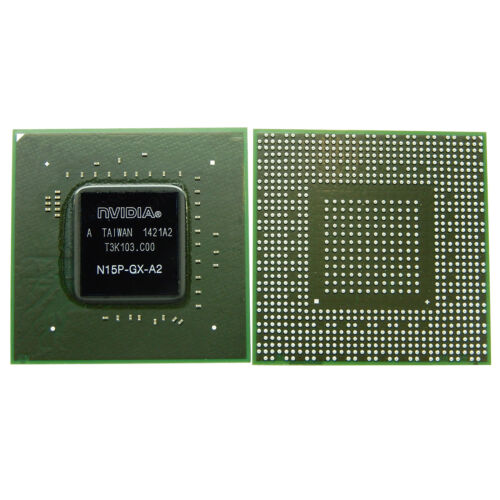 Brand New Nvidia N15P-GX-A2 Video Gaming Graphics Chipset with Balls DC:2014+