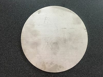 """.250 A36 Steel 1//4/"""" Steel Plate Round Circle 4.75/"""" Diameter Disc Shaped"""
