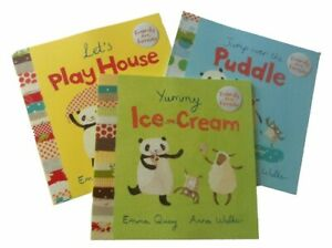 Friends-Are-Forever-3-Books-Emma-Quay-Young-Kids-Nursery-Fun-Story-New