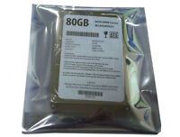 80gb 5400rpm 8mb 2.5 Sata2 Hard Drive For Ps3 /laptop, Free Shipping