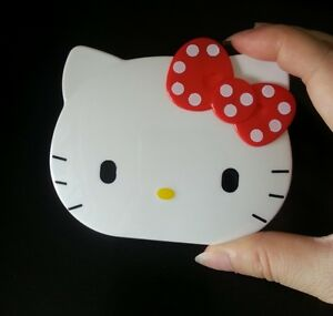 Cute-Hello-Kitty-Mini-Pocket-Electronic-Calculator-c-w-cosmetic-mirror