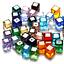 Wholesale-Cube-Crystal-Glass-Loose-Beads-Fot-Jewelry-DIY-Making-6mm-4mm-U-Pick thumbnail 1