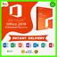 ??microsoft�office 2019 professional plus 32/64 bit license ????key???? 1sec deliver