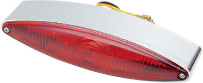 Drag Specialties LED Taillight for Narrow Cat Eye w// Red Lens  2030-0115