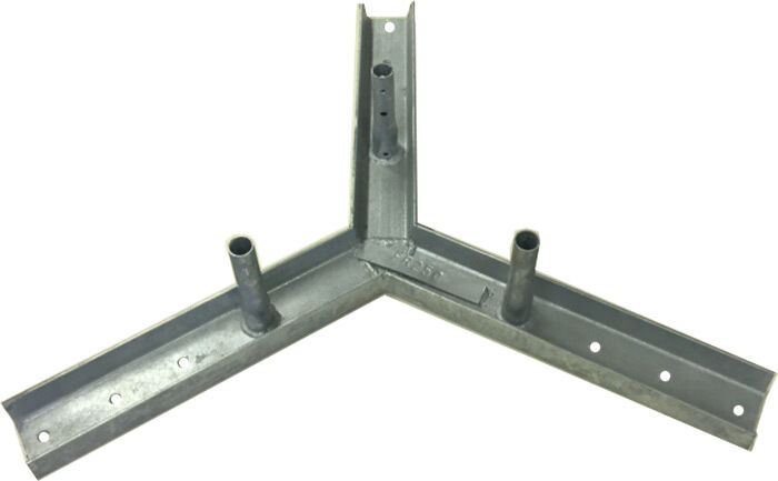 ROHN FR25G Flat Roof Mount for 25G Tower. Buy it now for 299.50