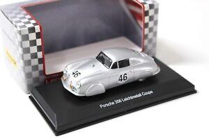 1-43-High-Speed-Porsche-356-ligeramente-metal-Coupe-46-New-en-Premium-modelcars