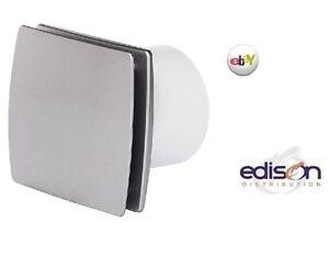 Aspiratore estrattore decorativo da muro grigio diametro - Estrattore bagno ...
