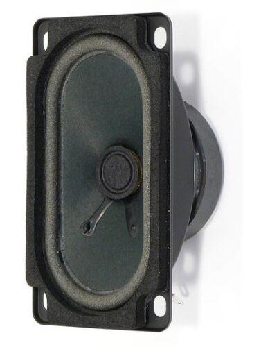 Visaton SC 5.9 OM 8 Ohm 5 x 9 cm Breitbandlautsprecher 1 Paar 070490