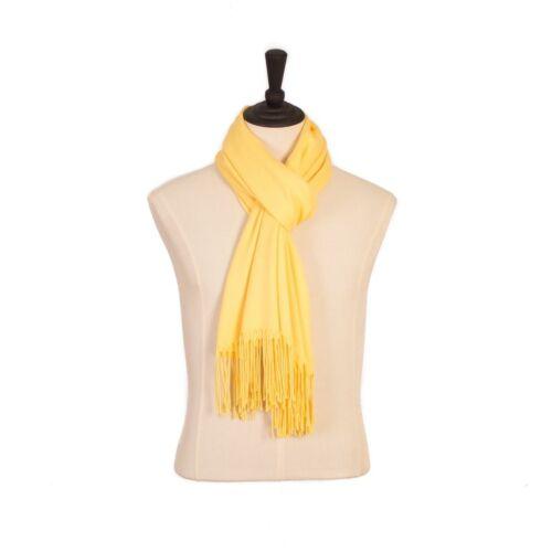 Choose Colour Wrap Stole //Scarves Pashmina Silky Soft Solid Pashmina Shawl