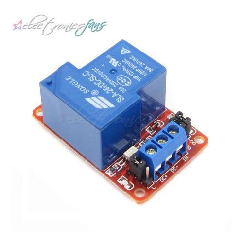 1//2//4 Channel Relay Module Board Optocoupler H//L Level Triger 30A 5V-24V