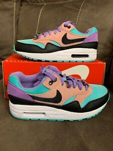 nike air max 1 gs sport turquoise