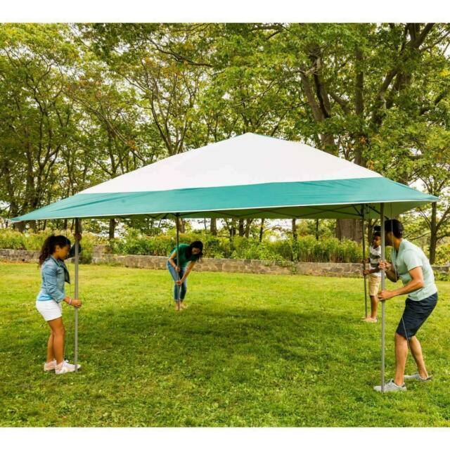 Coleman 13 x 13ft 3.9 x 3.9 m Instant Eaved Shelter
