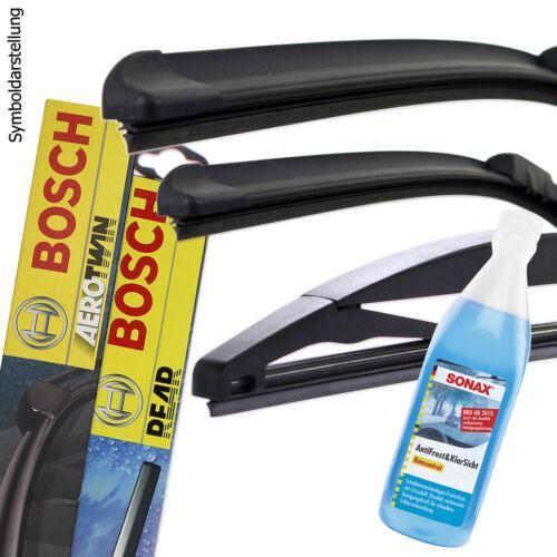 Bosch Essuie-Glace Avant SONAX Antigel Arrière Pour Mercedes a-Classe