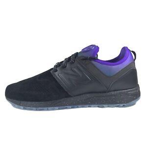 New Balance X Stance 247 Black Purple