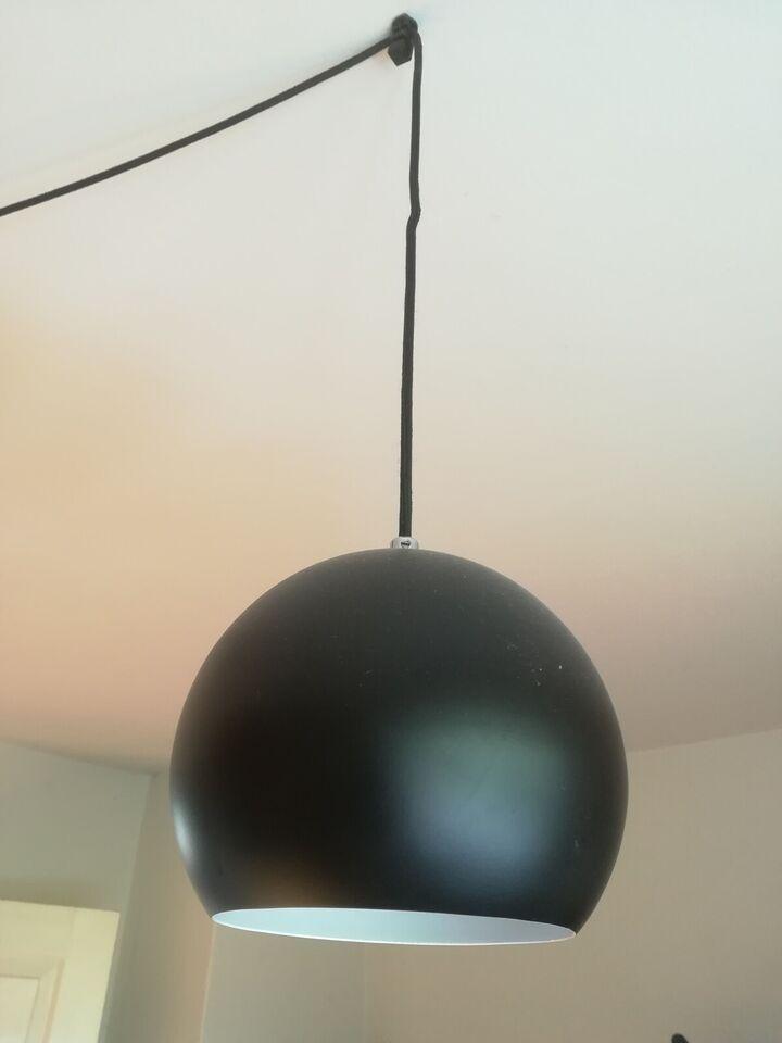 Anden loftslampe, Ball pendel, – dba.dk – Køb og Salg af Nyt