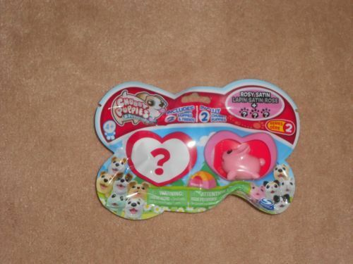 CHUBBY PUPPIES ROSY SATIN /& MYSTERY BLIND BAG NEW